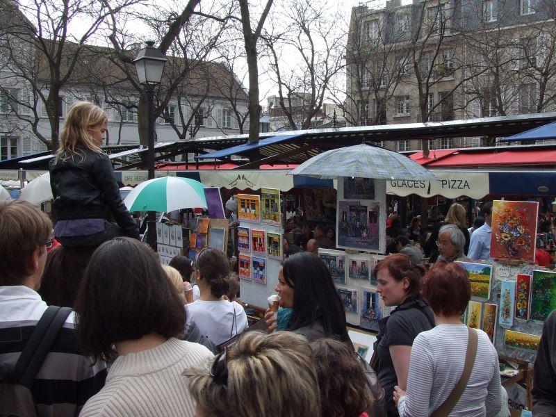 Montmartre_tertre