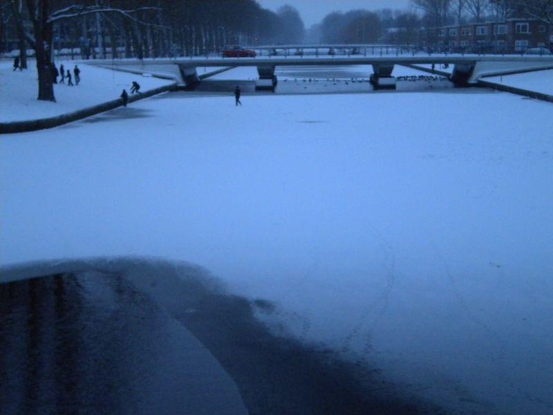 Sneeuwkanaal