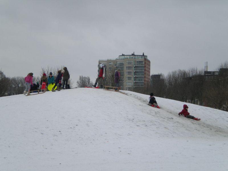 Sneeuwslee